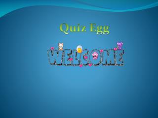 Quiz Egg