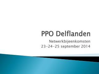 PPO Delflanden