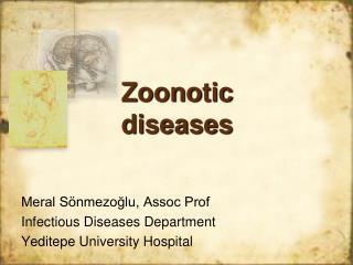 Zoono tic  diseases