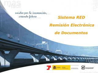 Sistema RED    Remisi�n Electr�nica         de Documentos