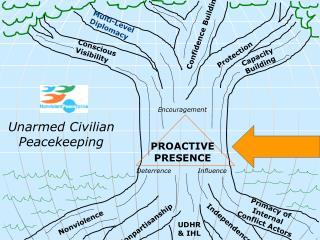 Unarmed Civilian Peacekeeping