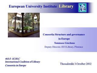 European University Institute Library