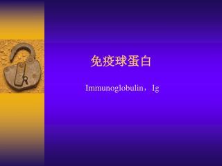 免疫球蛋白