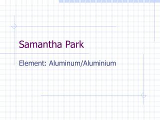 Samantha Park