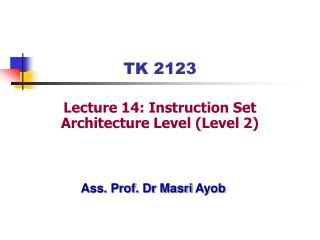 TK 2123