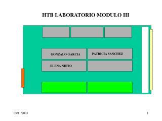 HTB LABORATORIO MODULO III