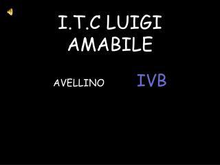 I.T.C LUIGI AMABILE