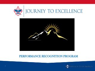 Performance Recognition  Program