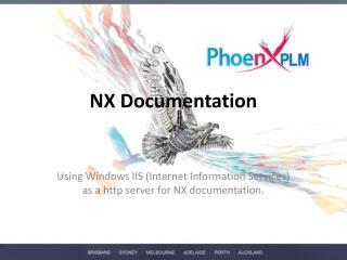 NX Documentation