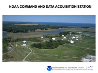 NOAA COMMAND AND DATA ACQUISITION STATION