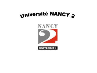 Université NANCY 2
