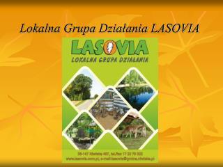 Lokalna Grupa Działania LASOVIA