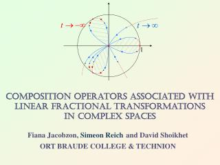 Composition Operators Associated with Linear Fractional Transformations  in Complex Spaces