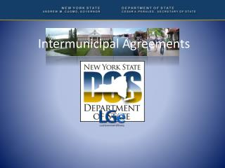 Intermunicipal Agreements