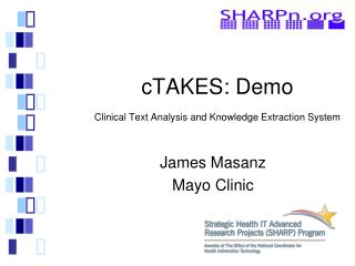 cTAKES: Demo Clinical Text Analysis and Knowledge Extraction System
