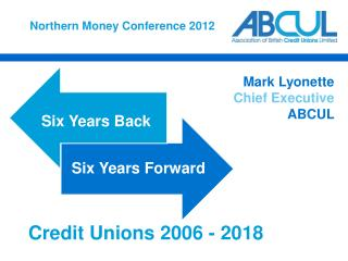 Northern Money Conference 2012