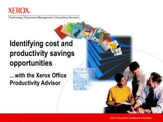Identifying cost and productivity savings opportunities