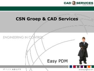 CSN Groep & CAD Services