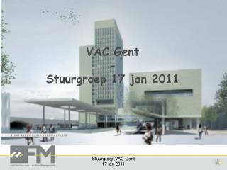 VAC Gent - Stuurgroep 17 jan 2011