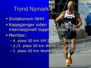 Trond Nymark