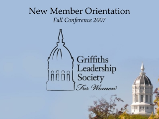 New and Potential Member Orientation