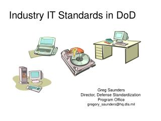 Industry IT Standards in DoD