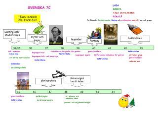SVENSKA 7C
