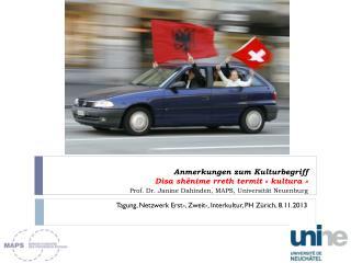 Tagung, Netzwerk Erst-, Zweit-, Interkultur, PH Zürich, 8.11.2013