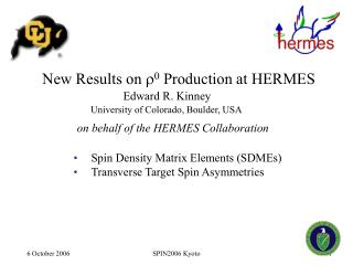 New Results on   0  Production at HERMES