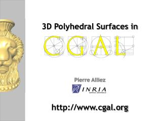 3D Polyhedral Surfaces in