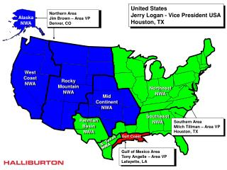 United States Jerry Logan - Vice President USA Houston, TX