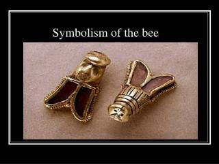 Symbolism of the bee