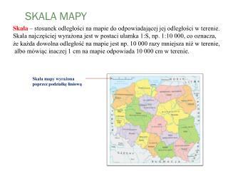 SKALA MAPY