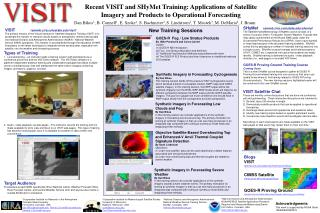 2 Cooperative  Institute for Meteorological Satellite Studies University of Wisconsin