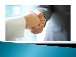 Bedrijfspresentatie  Independent  Advisors