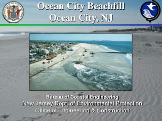 Ocean City Beachfill Ocean City, NJ