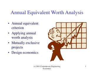Annual Equivalent Worth Analysis