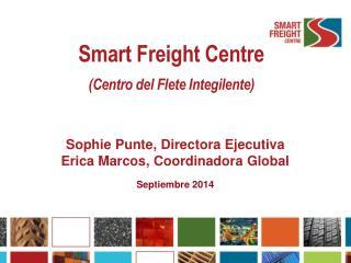Smart Freight Centre ( Centro del Flete Integilente)