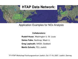 HTAP Data Network:
