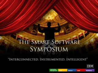 The Smart Software Symposium:  Asset Management