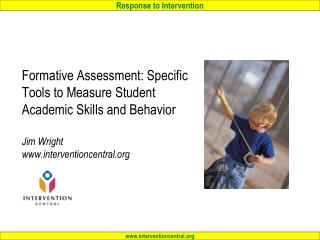 Effective Formative Evaluation: The Underlying Logic…