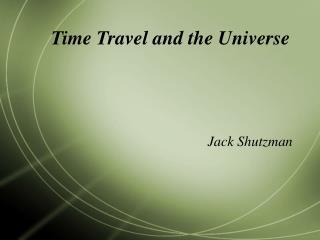 Jack Shutzman