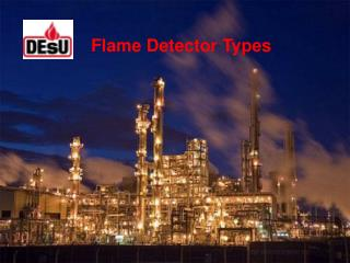 Flame Detector Types