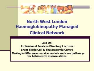 North West London Haemoglobinopathy Managed Clinical Network