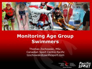 Monitoring Age Group Swimmers