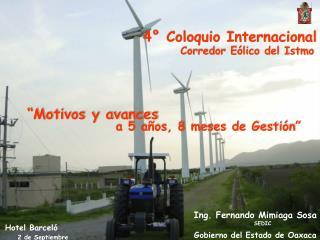 4  Coloquio Internacional