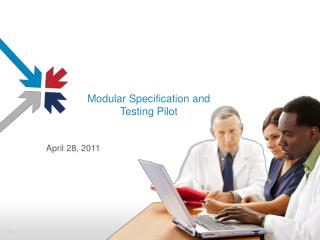 Modular Specification and Testing Pilot