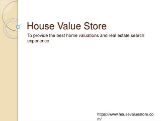 House Value Store- Find Rental Home