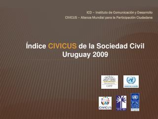 ICD – Instituto de Comunicación y Desarrollo