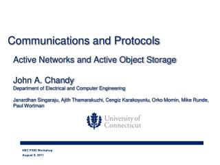 Communications and Protocols